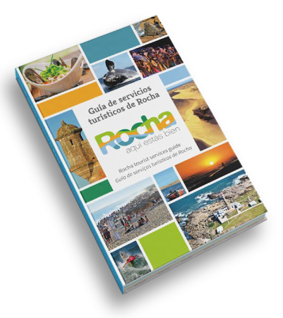Do you already have your Turismo Rocha´s Official Guide?
